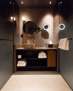 Bathroom of all our penthouse rooms
