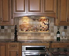 Kitchen Tile Design Ideas Yahoo Search Results