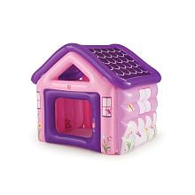 Step2 Inflatable Pink Playhouse. This is really cool!