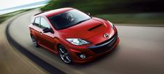 The 2013 #Mazdaspeed3
