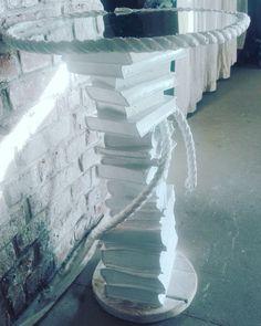 Pierwszy stolik, bez kasy ale z pomysłem #firsttable #nomoneyrenovation #wood #books #rope #mirror Wood, Inspiration, Outdoor, Instagram, Biblical Inspiration, Outdoors, Woodwind Instrument, Timber Wood, Trees