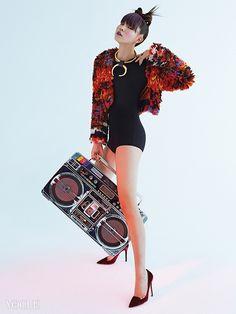 2014.12, Vogue, Jin Jung Sun