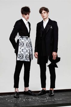 Sean Suen Fall/Winter 2013 Lookbook