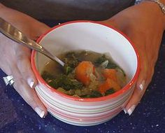 Cooking With Kimberley - Detox Soup