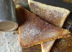 Pain de Mie Cinnamon Sugar Toast