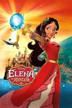 Llega la primera princesa latina a Disney Channel y Disney Junior: Elena of Avalor
