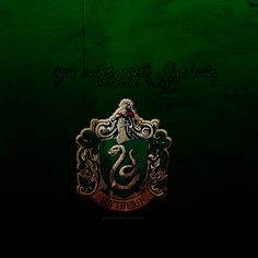 Slytherin House Pride