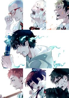 Blue Exorcist: Kyoto Impure King Arc Anime's 1st Promo Video Introduces New Cast