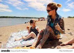 Annelere Dövmenin Çok Yakıştığını Gösteren 34 Fotoğraf