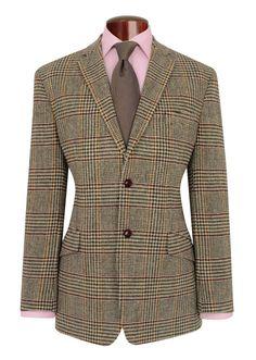 Dougal Harris Tweed Jacket