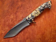Джерри Hossom Ножи   Галерея изображений