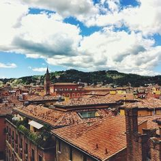 Bologna by @uccellina03, via Flickr