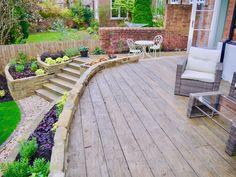 1920s House, Garden Design, Gardens, Patio, Traditional, Outdoor Decor, Home Decor, Decoration Home, Room Decor