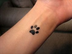 If I ever get another tattoo this will be it!