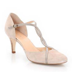 3a6d1bfe367 Salomés à talon cuir JONAK - la redoute Chaussures Salomé