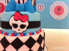 Petit Festa Monsterhigh party