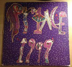 Prince 1999 Double LP 1982 Warner Bros 33RPM Little Red Corvette Funk Soul R&B #Funk