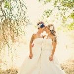 Intimate and Gorgeous Brides