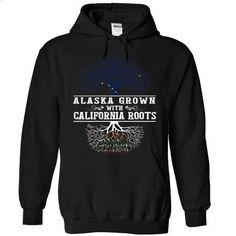 001-ALASKA GROWN - #vintage t shirt #street clothing. GET YOURS => https://www.sunfrog.com/Camping/1-Black-78801110-Hoodie.html?60505