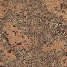 Bark Cork Wall Tile