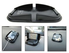 Geekercity Multifunctional Magic Anti Slip Non Slip Anti-skid Pad Mat Car Accessories Dashboard Skidproof Sticky Mount Cradles Holder For Navigation Mobile Cell Phone Iphone Mobile, Iphone 5s, Iphone Cases, Mobile Phones, Car Accessories, Cell Phone Accessories, Interior Accessories, Mobile Accessories, Solar Charger