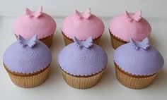 boys fondant iced cup cakes - Google Search