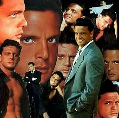 Luis miguel music on pinterest youtube amor and tes