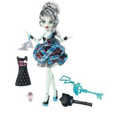 Resultado de imagen para muñecas de monster high frankie