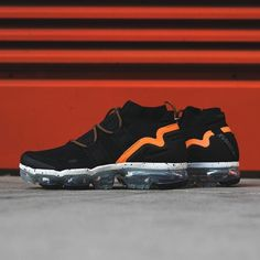 brand new 9a172 fbebe Nike Air VaporMax FK Utility - Twist of Orange (AH6834-008) USD 245