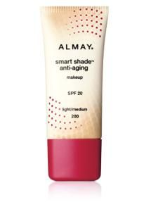 The Best Foundations for Women Over 40: Almay Smart Shade Anti-Aging Makeup