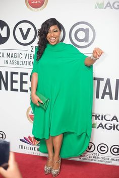 nigerian celebrity fashion rita-d-nigerian-celebrity-fashion-rita-dominics-red-carpet-dresses-afrocosmopolitan-com African Maxi Dresses, Latest African Fashion Dresses, Lace Dress Styles, Lace Evening Gowns, Chic Outfits, Fashion Outfits, Frack, African Wear, Red Carpet Dresses