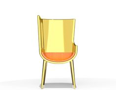 """Check out new work on my @Behance portfolio: """"Trim chair"""" http://be.net/gallery/40174635/Trim-chair"""