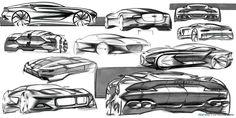 Bentley Exterior Design Director on the EXP10 Speed6 Concept – Form Trends