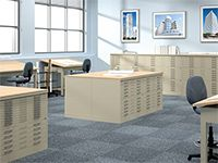 SOS - Filing and Storage - Plan Files 1  www.sosfurniture.ca  Toll Free: 1-855-767-8118