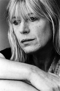 The seasoned Marianne Faithfull