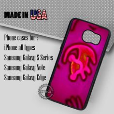 Pink Simba Art - Samsung Galaxy S7 S6 S5 Note 5 Cases & Covers