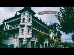 Băile Govora - Parcul Central | Clădiri Abandonate | Clădiri Renovate - YouTube Hiking Trails, Youtube, Instagram, Dancing, Youtubers, Walking Paths, Youtube Movies