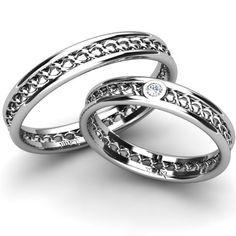 Set verighete VA33AL Rings For Men, Wedding Rings, Engagement Rings, Jewelry, Rings, Dog Sweaters, Diamond, Enagement Rings, Men Rings