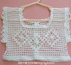 Am I Really Finished? HUZUR SOKAĞI (Yaşamaya Değer Hobiler) Source by sokaiyaama The post Am I Really Finished? appeared first on Create Beauty.Posts about crochet dress top written by eLIZabethLast year, I was working on a crocheted infant/baby dress Crochet Yoke, Crochet Girls, Crochet Baby Clothes, Crochet Blouse, Thread Crochet, Filet Crochet, Crochet For Kids, Crochet Stitches, Knitting Patterns