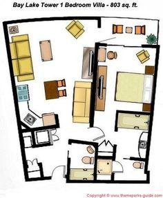 1000 Images About Disney World Resort Hotels Floor Plan On Pinterest Disney Contemporary