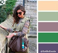 Imany - Please And Change Colour Combinations Fashion, Color Combinations For Clothes, Fashion Colours, Colorful Fashion, Colour Pallete, Colour Schemes, Color Trends, Color Combos, Color Balance
