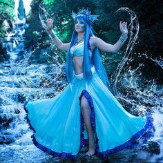 Fairy Cosplay, Elf Cosplay, Cosplay Ideas, Cosplay Costumes, Pokemon Cosplay, Pokemon Costumes, Visit Berlin, Average Girl, Eevee Evolutions