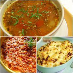Postul Crăciunului 2018. Trei rețete rapide și delicioase de post Ethnic Recipes, Food, Essen, Meals, Yemek, Eten