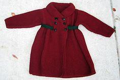 Ravelry: Smock Coat pattern by Debbie Bliss