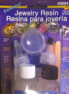 Envirotex LitePouron Resin Kit  High Gloss Finish  by RingRevival, $8.99