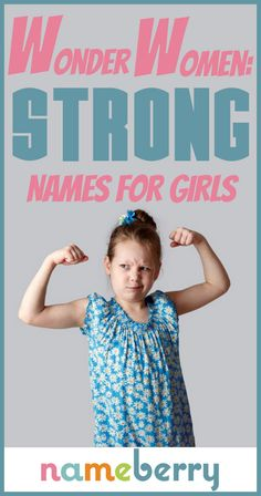 82 Best Girls Names Images In 2019   Strong Girl Names ...