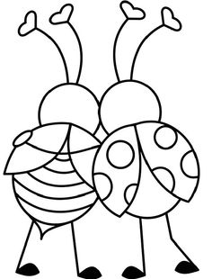 Valentine day coloring pages printable valentines coloring pages Printable Valentines Coloring Pages, Valentines Day Coloring Page, Printable Coloring, Valentines Coloring Sheets, Bug Coloring Pages, Coloring Books, Colouring, Free Coloring, Art Drawings For Kids
