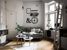 Comment vivre dans un appartement de 17m² ? - PLANETE DECO a homes world