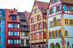 A guide to Colmar, France