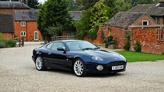 2003 Aston Martin DB7 Vantage Coupe - Silverstone Auctions